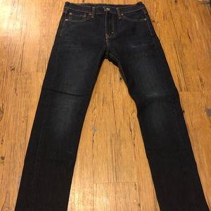Men's skinny Levi's jeans 30x30